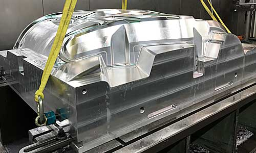 Composites & Plastics: Thermoforming and Compression Molds
